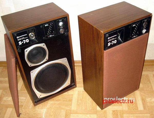 Радиотехника S-70 35АС-013
