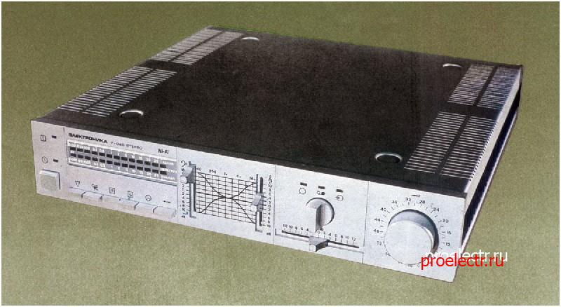 Электроника У-045-стерео