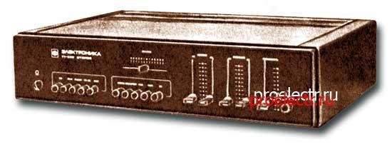 Электроника T1-040-стерео