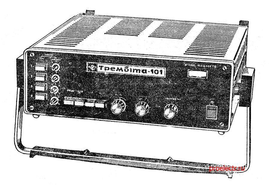 Трембита 101
