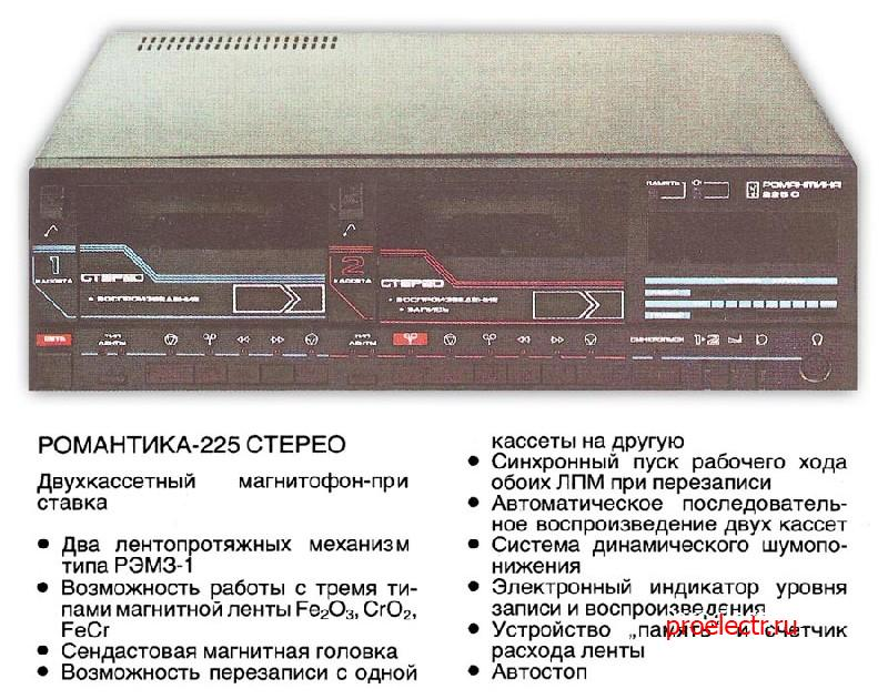 Романтика МДП-225С