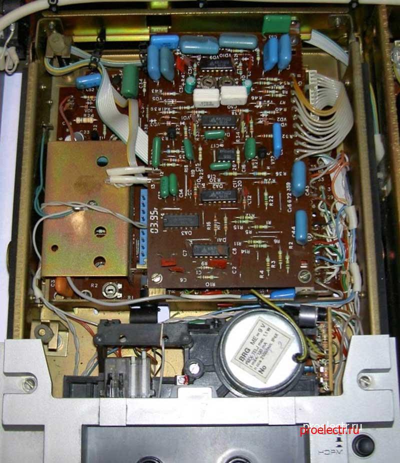 Радиотехника М-201С
