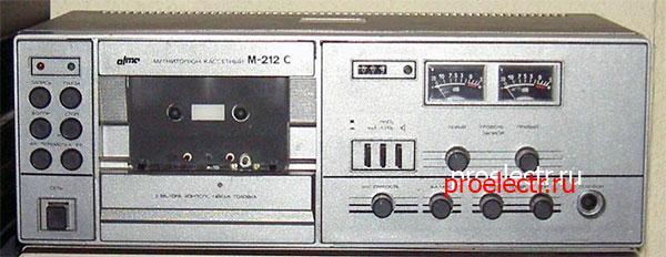 Альма М-212 стерео