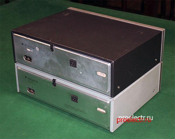 Магнитофоны-приставки Арктур МП-005-стерео и Арктур МП-105-стерео