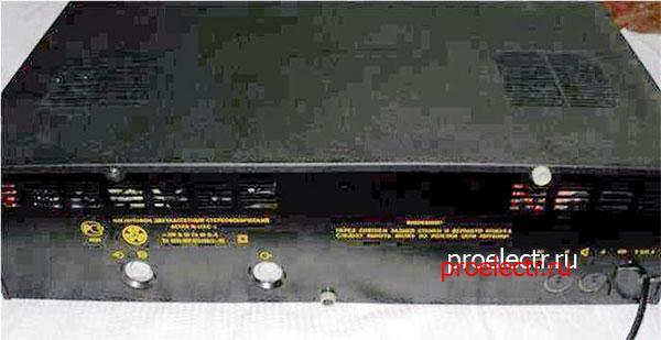 Стереофонический двухкассетный магнитофон Астра М-113С