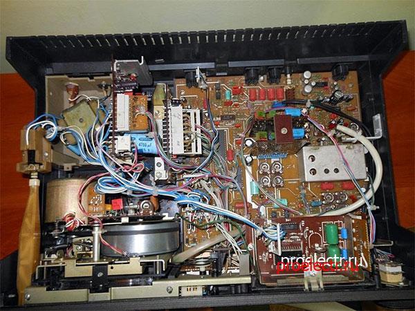 Магнитофон-приставка Маяк МП-140С