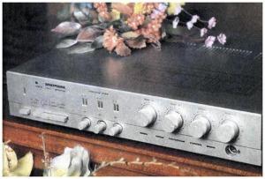 Усилитель Электроника У-104-стерео